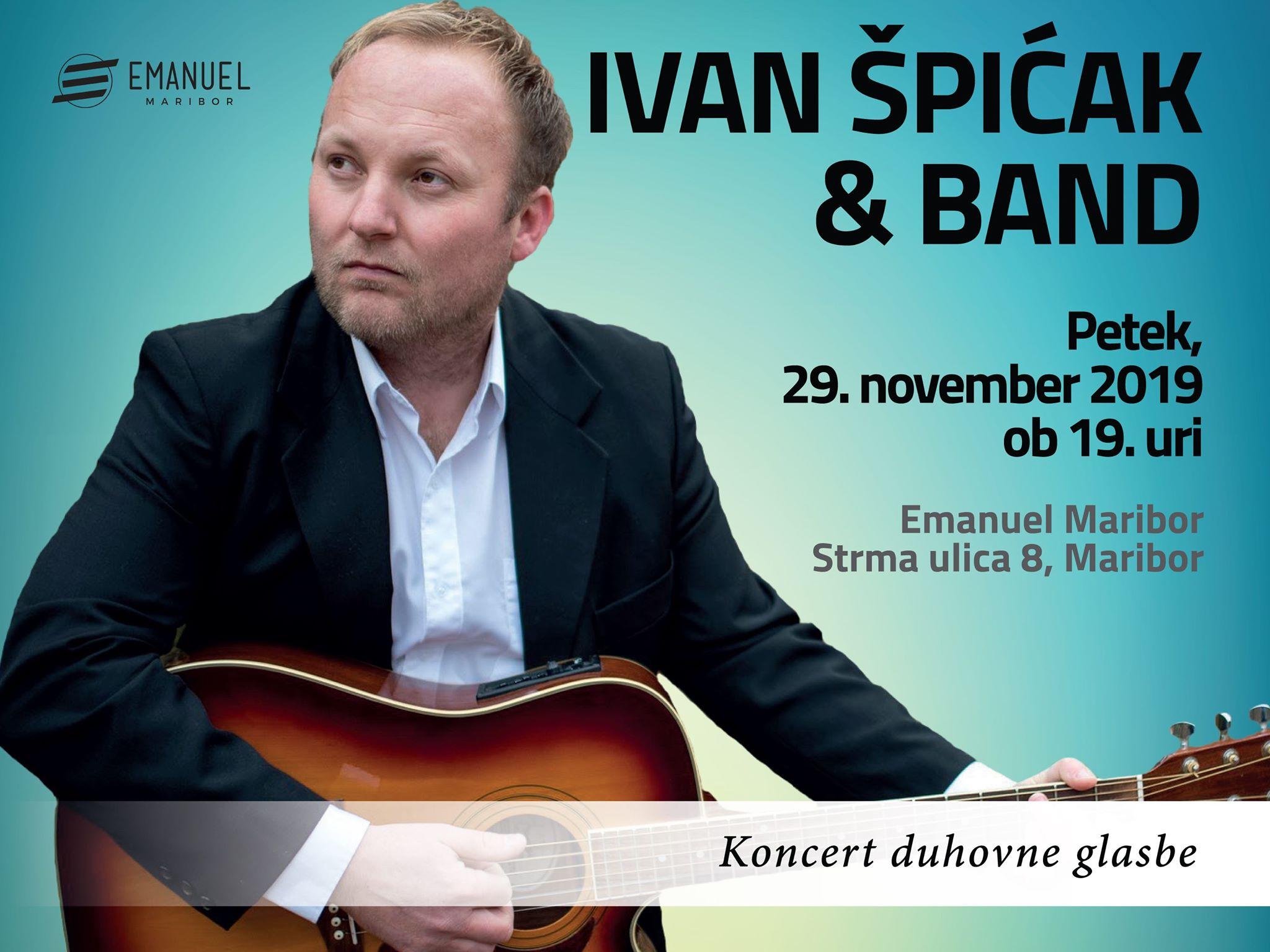 Ivan Špićak & band
