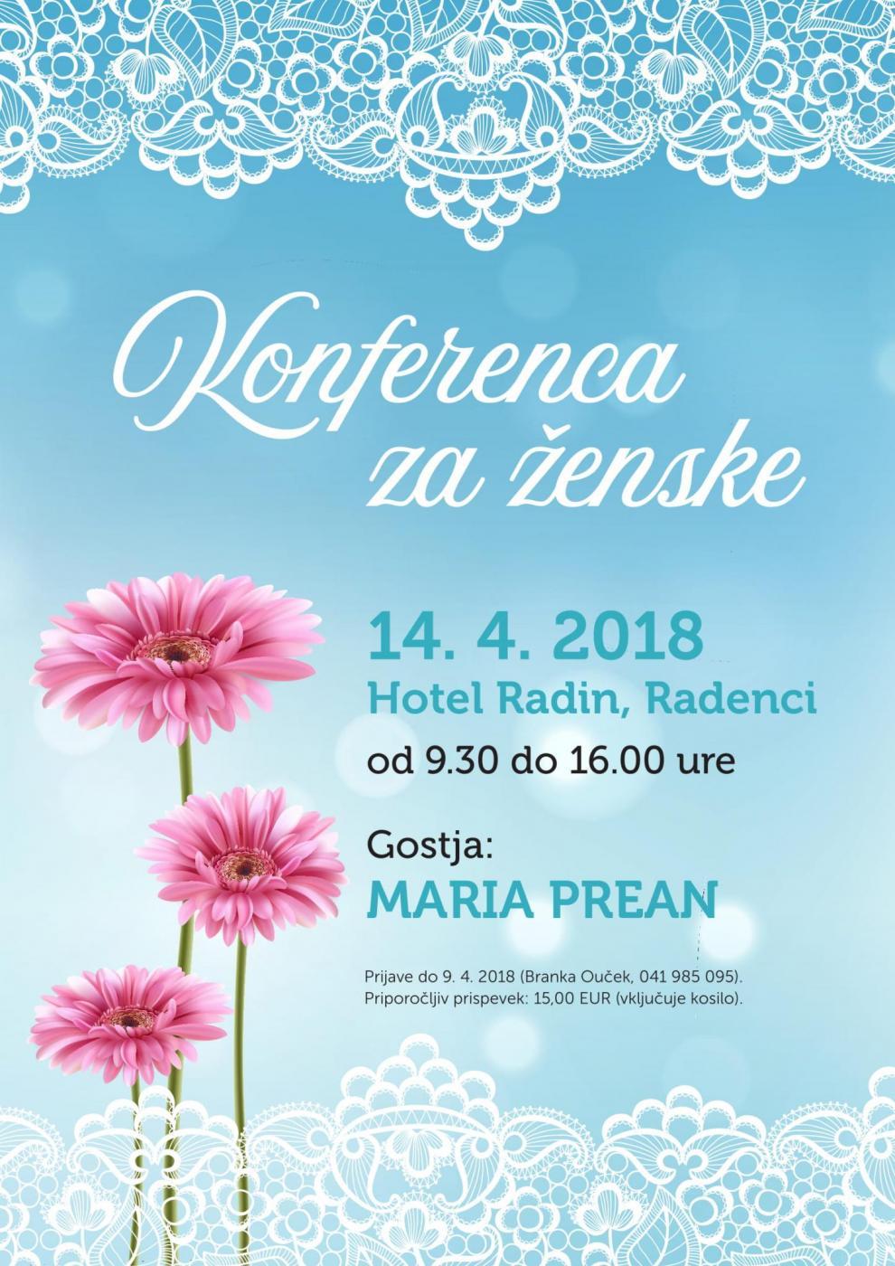 konferenca za ženske